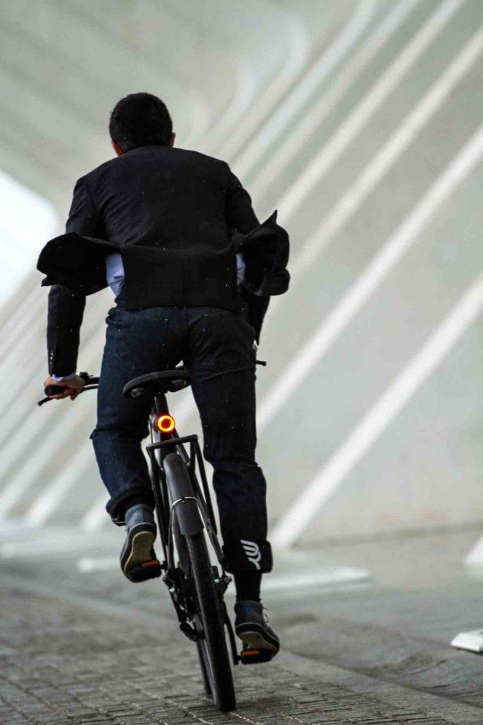 e-bike broek